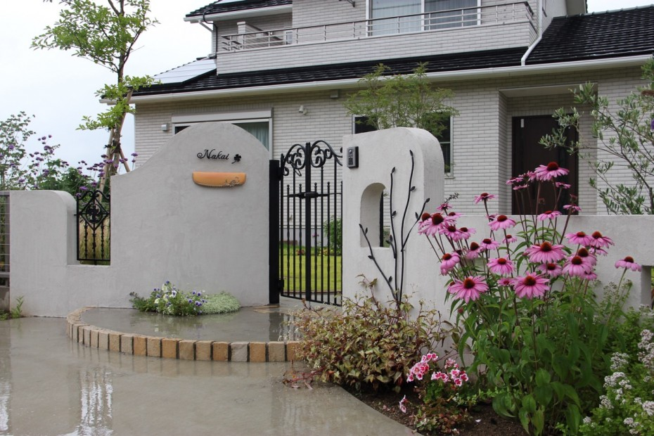 千葉県香取市N様邸 門まわり