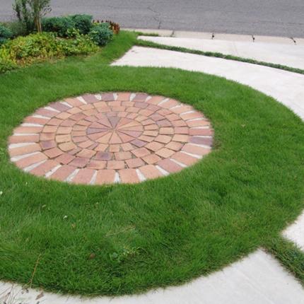【4】コンクリートの面積を減らす